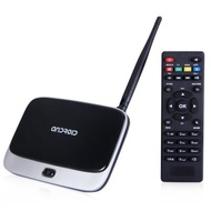 Full HD 1920 x 1080P CS918 1G + 8G Amlogic S805 ARM Cortex-A5 Quad Core Android 4.4.2 Smart TV Box 1GB DDR3 8GB NAND Flash Support USB Spdif HDMI OTG AV Port