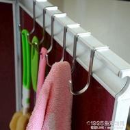 多用304不銹鋼S型掛鉤浴室廚房S形鉤服裝衣鉤 金屬掛鉤加厚10個裝【1995新品】