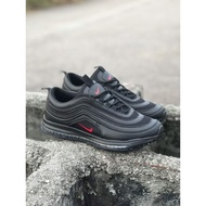 AIRMAX 97 All Black Red [ FREE POSTAGE ]