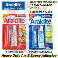 Araldite Epoxy Adhesive / Adhesive / Glue