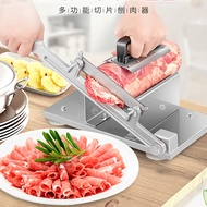 Meat Slicer Meat Roll Machine Household & Roll Manual Slicer