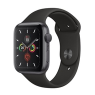 【福利品】Apple Watch Series 5 (GPS) 44mm鋁金屬錶殼