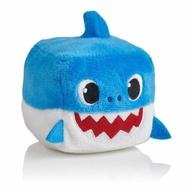 (戰神本舖) 代理版 碰碰狐 DADDY BABY Shark 鯊魚寶寶家族 鯊魚家族 發聲絨毛 方塊 兒童禮物