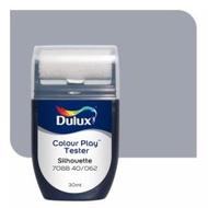 สีขนาดทดลอง Dulux Colour Play™ Tester - Silhouette 70BB 40/062