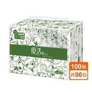 Livi 優活 抽取式衛生紙(100抽x24包x4袋)/箱 蝦皮24h 現貨