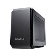 骨伽(COUGAR)QBX迷你mini小機箱ITX桌面臥式電腦機箱空電競游戲