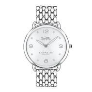 【COACH】經典時尚馬車系列女錶(14502785)