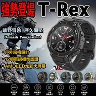 【無賴小舖】繁體 Amazfit 華米 米動智慧手錶T-Rex 『送玻璃防爆貼』智能手錶 運動手錶 智慧手錶 Trex 腕錶