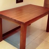 簡約時尚-詩肯柚木 餐桌