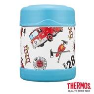 Thermos  悶燒罐/煮粥杯(消防車) F3001【紫貝殼】