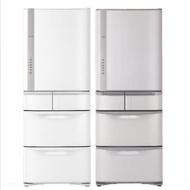 【HITACHI 日立】 RS57HJ 563公升 變頻五門電冰箱