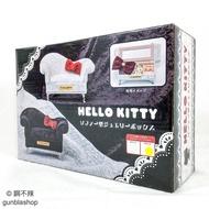 Sanrio EIKOH 景品 Hello Kitty 沙發造型珠寶盒 凱蒂貓 JP E75070 黑色款 鋼不辣
