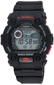 Men's G7900-1 G-Shock Rescue Digital Sport Black Resin Watch
