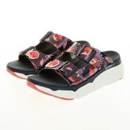 SKECHERS 女健走系列 涼拖鞋 MAX CUSHIONING SANDAL - 140119NVMT