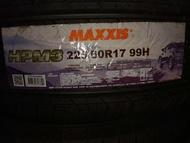 [平鎮協和輪胎]瑪吉斯MAXXIS BRAVO HPM3 225/60R17 225/60/17 99H台灣製裝到好