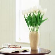 ㊕SG㊕Fashion Simulation PU Tulip Flowers Wedding Home Decoration