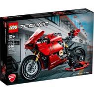 樂高積木 LEGO《 LT42107 》科技 Technic 系列 - Ducati Panigale V4 R