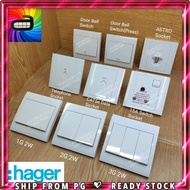 [Shop Malaysia] HAGER Switch and Socket