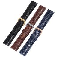 Alligator leather watch strap accessories IWC strap IWC Portofino Pilot Portugal 7 gauge