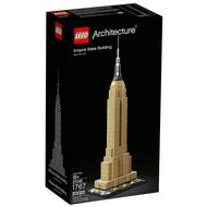 LEGO 樂高 Architecture 建築系列 21046 帝國大廈 【鯊玩具Toy Shark】