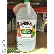 ☛GBoBo☚好市多 白醋 蒸餾白醋 瓶裝 5公升 調味 清潔 fu