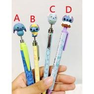《現貨》Coco馬日本代購~日本迪士尼商店 正版 史迪奇 自動鉛筆 自動筆