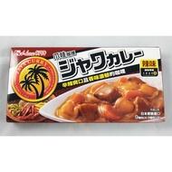 [有開發票]《好侍 House 爪哇咖哩塊:中辣,辣味(185g)》|愛子森林