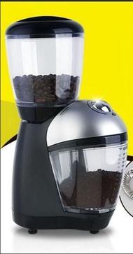 磨豆機 意式可調咖啡豆磨粉機八檔迷你家用110V小型電動粗細