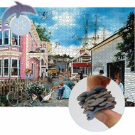 1000pcs Jigsaw Puzzles decompression animal scenery puzzle adult Puzzles85612165charg073.my