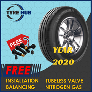205/55R16 MICHELIN ENERGY XM2+ PLUS (INSTALLATION) TYRE HUB New Car Tyre Tire Wheel Rim 16 INCH  Tayar Baru Pasang