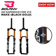 MOUNTAIN BIKE BOLANY MAKE 160MM  32MM AIR FORK