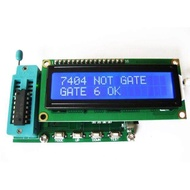 Ic Tester 74 40 45 Series Lc Logic Gate Tester Digital Detection Ic Series Mete