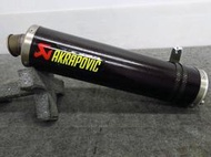 KAWASAKI ZRX1200男子漢Akrapovic卡夢蠍子管尾段 碳纖維排氣管