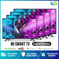 """Xiaomi Mi TV 32"""" / 43"""" / 55"""" / 65"""" inch 1080p Smart Android TV Built-in TV Box WiFi PatchWall MIUI"""