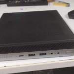 95%新 迷你電腦 HP G4 Mini i5 8500T 8gram 128g ssd win10 pro 上門保到2022年9月