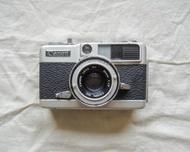 canon demi ee17 半格 古董 底片相機 實用機