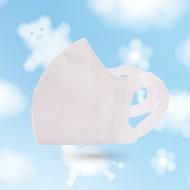 幼幼童3D醫用口罩(潔淨白)-50入/單片包裝
