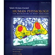 人體生理學 vander's human physiology