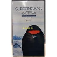 【小如的店】COSTCO好市多代購~OutdoorBase 羽絨保暖睡袋/600克羽絨睡袋(210*80*55cm)