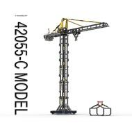 Lego 42055 MOC-25729 Model C(PDF 電子組裝說明檔)