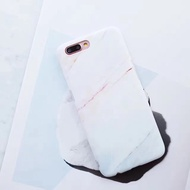 R11S 白色 大理石紋蘋果7 iX iPhone8 iphone6 i7 oppo r11 r9s 手機殼 磨砂軟殼