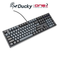 Ducky ONE2 Skyline天際線 機械式鍵盤 108鍵/87鍵 正印 英 /中文版 紅軸 茶軸 青軸 銀軸