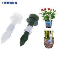 Garden Plants Self Watering Device Potted Drip Irrigation Soil Moisturizing