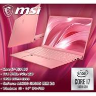 MSI微星 Prestige 14 A10RAS-073TW 粉