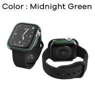 X-Doria Defense Edge case For Apple Watch Series 6/SE/5/4/3/2/1 ขนาด 42mm/40 mm /44 mm  ไม่ดันฟิล์ม กันกระแทกอย่างดี