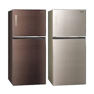 [無卡分期12期]Panasonic國際牌 650L 1級變頻2門電冰箱 NR-B659TG