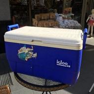 二手冰桶 保冰冰箱 釣魚 野炊 露營專用保冰保溫箱