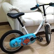迪卡儂經典童車 14吋童車 兒童腳踏車 (已被預定)
