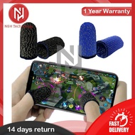 gaming mouse finger sleeve gaming original 100% Sarafox Finger Sleeve Gaming Sweatproof Gloves  Sleeve Touchscreen Game
