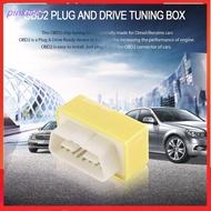 pinklans Full Chips OBD2 Car Chip Tuning Box Plug & Drive OBD2 Engine Save Fuel